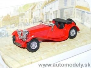 Matchbox Yesteryear Y1-G - Jaguar SS 100