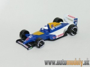 Matchbox - Williams Renault FW14B - N. Mansell - 1:53