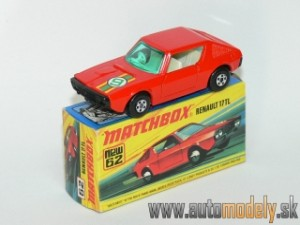 Matchbox Superfast No.62 - Renault 17TL