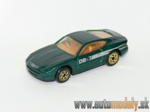 Matchbox - Aston Martin DB7 Green - 1:60