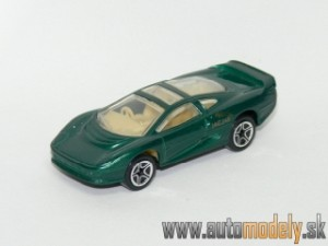Matchbox - Jaguar XJ-220 Green - 1:64