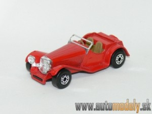 Matchbox - Jaguar SS 100 Red - 1:50