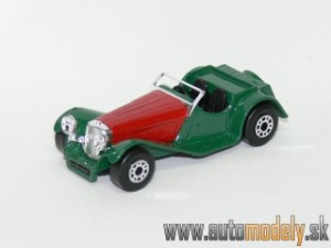 Matchbox - Jaguar SS 100 Green - 1:50