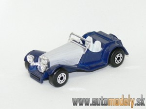 Matchbox - Jaguar SS 100 Blue - 1:50
