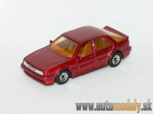Matchbox - Saab 9000 Turbo Red - 1:60