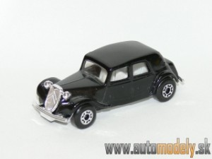 Matchbox - Citroen 15 CV Black - 1:66