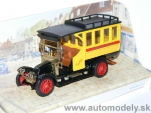 Matchbox Yesteryear Y-44 - 1910 Renault Bus