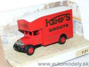 Matchbox Yesteryear Y-31 - 1931 Morris Courier