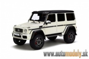 GT Spirit - Mercedes-Benz G500 4x4 White - 1:18