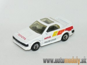Matchbox - Toyota MR2 - PACE CAR - 1:56