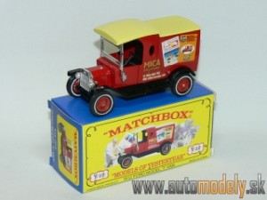 Matchbox Yesteryear Y-12 - 1912 FORD Model ´T´ Van MICA