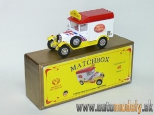 Matchbox Yesteryear - 1929 Morris Light Van