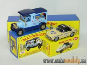 Matchbox Yesteryear Major Pack M-16 - 1912 Ford Model ´T´ Van & MGB