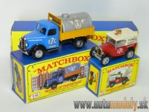 Matchbox Yesteryear Major Pack M-9 - Austin 7 Van & Bedford KD Truck
