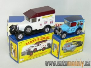 Matchbox Yesteryear Major Pack M-3 - Morris Cowley & Austin 7 Van