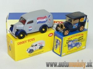 Matchbox Yesteryear Major Pack M-4 - Fordson 10CWT & 1959 Austin 7 Van