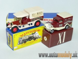 Matchbox Yesteryear Major Pack M-1 - Crossley & Model ´A´Ford