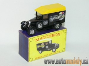 Matchbox Yesteryear Y-19 - 1929 Morris Light Van