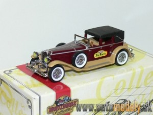 Matchbox Yesteryear YY004/C-M - 1930 Duesenberg Model J Town Car