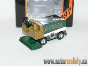 Matchbox - Zamboni Team Collectible - Dallas Stars 1997 - White Rose Collectibles