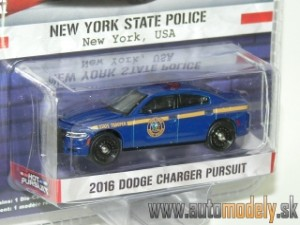 GreenLight - 2016 Dodge Charger Pursuit - New York State Police USA - 1:64