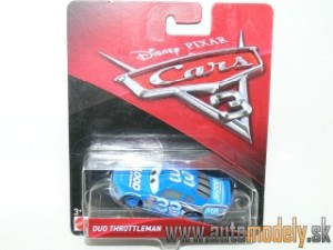 Cars 3 - Dud Throttleman