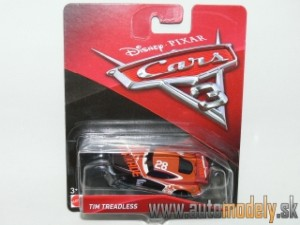 Cars 3 - Tim Treadless