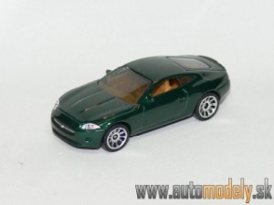 Matchbox - Jaguar XK 2006 Green - 1:64