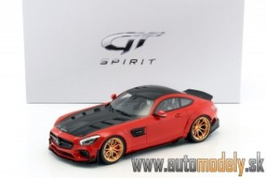 GT Spirit - Mercedes-Benz AMG GT modified by Prior Design (Red/Black) - 1:18