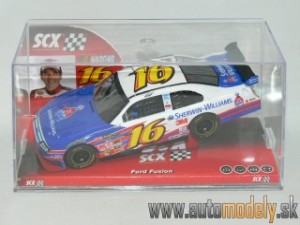 SCX - Ford Fusion No.16 Sherman Williams NASCAR - 1:32