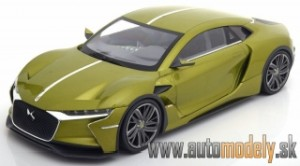 Norev - 2016 Citroen DS E-Tense (Green Metallic) - 1:18