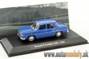 Renault 8 Gordini 1300 (1966) - 1:43 Atlas Collection