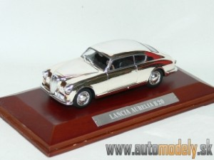 Lancia Aurelia B20 - 1:43 Silver-Cars Collection