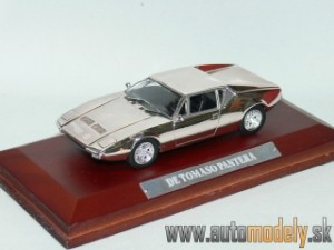 De Tomaso Pantera - 1:43 Silver-Cars Collection