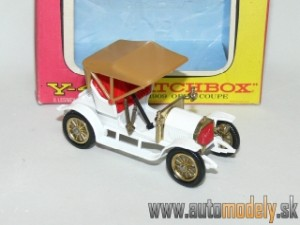 Matchbox Yesteryear Y-4 - 1909 Opel Coupe