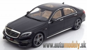 GT Spirit - Mercedes-Benz Brabus 900 Rocket Black - 1:18
