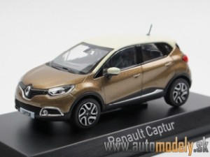Norev - Renault Captur 2013 (Brown / Ivory) - 1:43