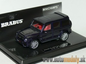 Minichamps - Mercedes-Benz Brabus 850 6.0 Widestar (No. 078 of 250 pcs ) - 1:43