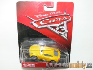 Cars 3 - Cruz Ramirez - Disney Pixar