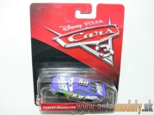 Cars 3 - Parker Brakeston - Disney Pixar