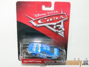 Cars 3 - Dud Throttleman - Disney Pixar