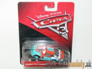 Cars 3 - Murray Clutchburn - Disney Pixar