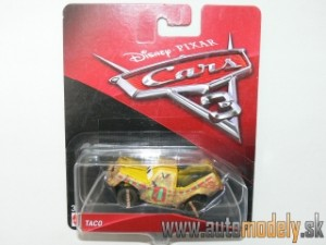 Cars 3 - Taco - Disney Pixar