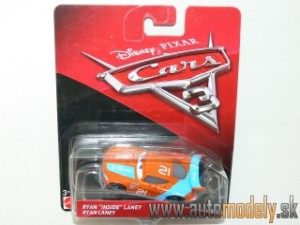 "Cars 3 - Ryan ""Inside"" Laney - Disney Pixar"