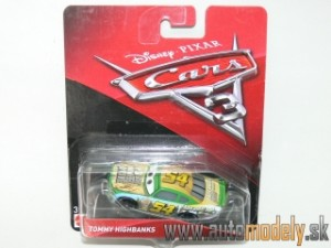 Cars 3 - Tommy Highbanks - Disney Pixar