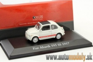Fiat Abarth 595 SS 1957 - 1:43 Atlas Collection