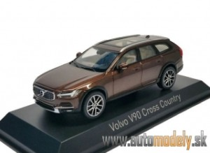 Norev - Volvo V90 Cross Country 2017 ( Maple Brown ) - 1:43