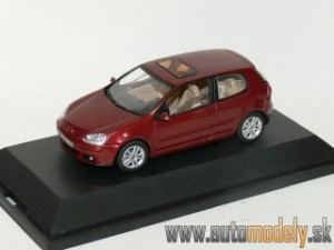 Schuco - VW Golf 5 3-door 2005 - 1:43