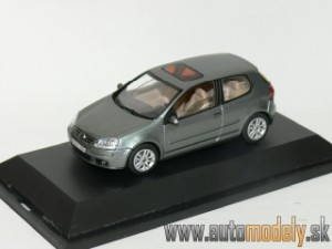 Schuco - VW Golf 5 3-door 2005 Grey - 1:43