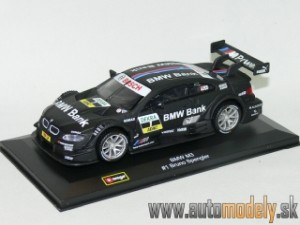 Bburago - BMW M3 No.1 Bruno Spengler - 1:32